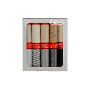BLACK DIAMOND - KAYE ENGLAND THREAD SET 50 wt SMALL spool cotton thread