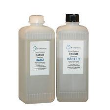 Epoxid Gießharz transparent E45GB niedrigviskos 400g EP-Harz Gießen Epoxy