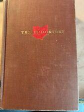 OHIO STORY - Frank Siedel (HC/1950), Ex-lib. Autographed