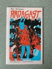 Indie Comic Book_ The Stripper Radagast_ Risograph Printed