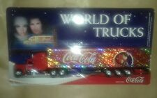 Coca Cola - Coke Christmas Lorry - Truck - Father Christmas - Stocking Filler