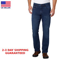 Urban Star Men's Relaxed Fit Jeans - BLUE (Select Size) * FAST SHIPPING *
