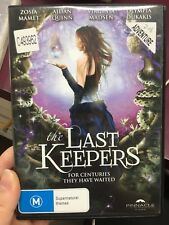 The Last Keepers ex-rental region 4 DVD (2013 fantasy movie)