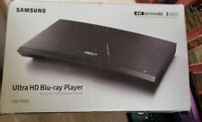 Samsung K8500 4K 3D UHD HDR WiFi Bluray Player new open box