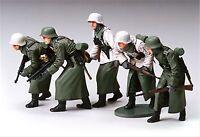 Tamiya 1:35, 35256 German Infantery Winter, WWII, GMK World War II, Plastikmodel