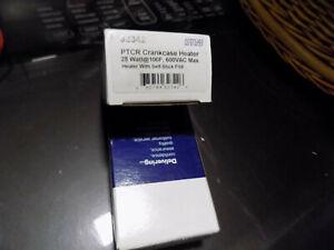 Mars 32342 PTCR Crankcase Heater 28 Watt@100F 600VAC Max Self Stick Foil NIB