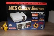 Official Nintendo NES Classic Edition Home Game Console- US Version Brand New