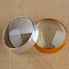 Magnifier Multifunctional Glass lupa Portable60mm magnifying glass Convex Stamp