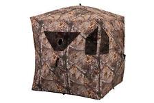 Ameristep Brickhouse Ground Blind Realtree Xtra Camo Pattern Free Shipping