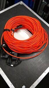 Kramer C-FODM Fibre Optic DVI-D Extender Cable - 50m