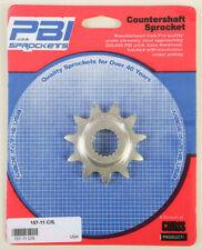 PBI 520 Front Sprocket Steel 13 Teeth Natural 155-13