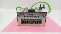 Cisco C3KX-NM-1G 4-Port SFP Gigabit Ethernet Network Uplink Module  3560X 37650X