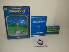 87-01 msx hole in one professional (Hal)