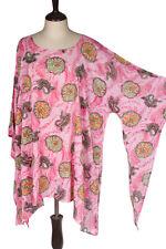 1X 2X 3X Kimono Spun Rayon Caftan Plus Kaftan Shirt Top Tunic P2204-1-K