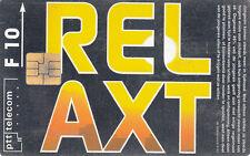 Pays-Bas  ptt  telecom F 10 RELAXT