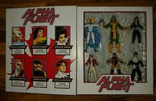 "ALPHA FLIGHT Marvel Legends Series 6"" Action Figure Amazon Exclusive 6-Pack"