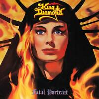 King Diamond - Fatal Portrait (Digisleeve/Poster) CD NEU OVP