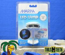 Marina LED Lamp for Marina Aquariums - 3 High Output LEDs - White LED #13430