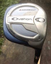 Adams Golf Ovation 5 Fairway Wood Womens Flex Graphite Shaft
