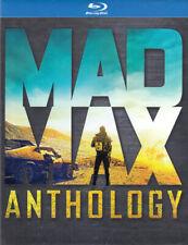 MAD MAX ANTHOLOGY (BLU-RAY) (BILINGUAL) (BOXSET) (BLU-RAY)