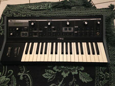 MOOG LITTLE PHATTY STAGE II ANALOG SYNTHESIZER KEYBOARD - AMAZING CONDITION!