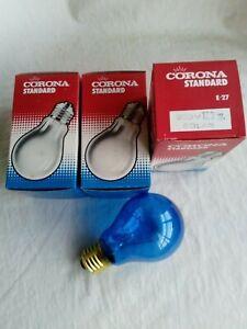 CORONA 3 X BOMBILLAS  LUZ SOLAR E27 100W DAYLIGHT