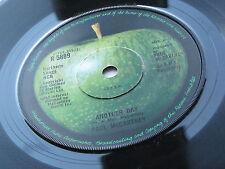 Paul McCartney original 1971 U.K. 45 un autre jour Excellent