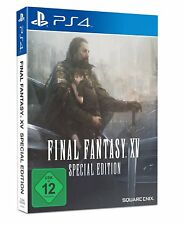 Final Fantasy XV SPECIAL Steelbook Edition (Microsoft Xbox One, 2016)