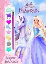 Barbie & The Magic of Pegasus Water Paint/Activity Book Kids!! Beyond the Clouds