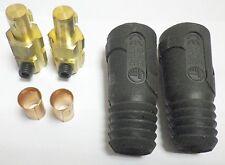SPINOTTI DINSE MASCHI 50 mm2 SALDATRICI TELWIN INVERTER 802559 Ricambi origin