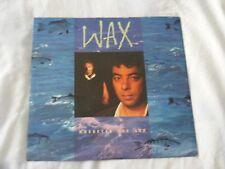 "Wax - Wherever you are - 12"" vinyl single - 10cc interest"