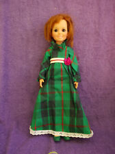 Vintage Movin Groovin Crissy Doll With Growing Hair 1972
