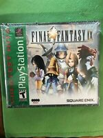 Final Fantasy IX Greatest Hits  PlayStation 1 Brand New Sealed