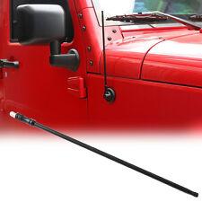 13 inch Antenna for 2007-2015 Jeep Wrangler JK & Unlimited 2/4 door Black