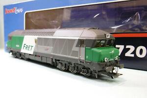 Jouef - locomotive diesel CC 472010 72000 FRET SNCF ép. V réf. HJ2602 Neuf HO