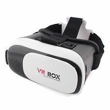 New Virtual Reality 3D Glasses VR BOX For Smart phones Cardboard Movie Game