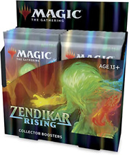 Zendikar Rising Colector-Magic The Gathering Booster Box -! totalmente Nuevo! 12 Packs