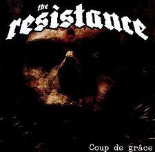 The Resistance Coup De Grace great new Swedish metal album (In Flames, Haunted)