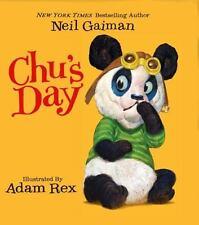 Chu's Day Board Book: By Neil Gaiman