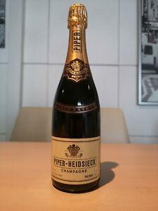 vintage Piper Heidsieck Champagner Brut extra france 12% 75cl