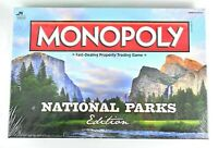 NEW Monopoly National Parks Edition Game by Monopoly Sealed Property Game