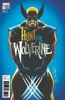 🔥 HUNT FOR WOLVERINE 1 J SCOTT CAMPBELL CALGARY FAN EXPO CONVENTION VARIANT NM