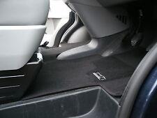 CMC VW T5 transporteur Caravelle Tapis De Sol Siège Double/3 Siège Modèle En Noir
