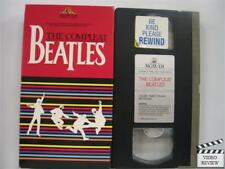 Beatles, The - The Compleat Beatles (VHS, 1982)