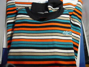 """NWT NIKE 6.0 """"STRIPE THERMAL"""" LONG SLEEVE TOPS YOUNG KID"""