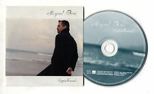 Cd PROMO MIGUEL BOSE' Vagabundo - 2004 cds singolo single Bosè