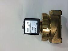 parker water solenoid valve 120V 3/4  NPT  12FS5C2-Z01ACFPH05