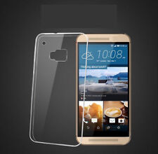 Soft Silicone TPU Case Thin Clear Back Cover Case For HTC 10 One M7 M8 M9 E8 E9