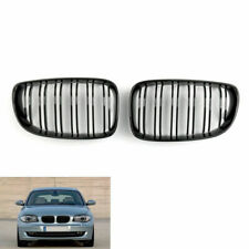 Gloss Black Front Grille Fit For BMW 1 Series E81 E87 E82 E88 128i 135i 08-12 AU