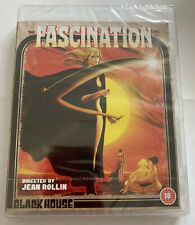 FASCINATION - Black House BLU RAY - Jean Rollin - NEW